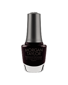 Morgan Taylor Nail Polish Night Owl 15mL - bottle