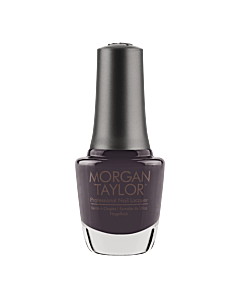 Morgan Taylor Nail Polish Sweater Weather 15mL - bottle