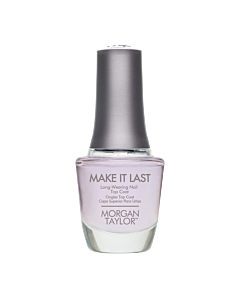 Morgan Taylor Nail Polish Make it Last Top 15mL