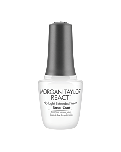 Morgan Taylor Vernis REACT Base Coat 15mL