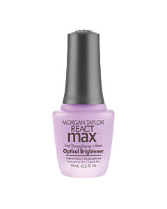 Morgan Taylor Vernis à Ongles REACTmax Optical Bright.