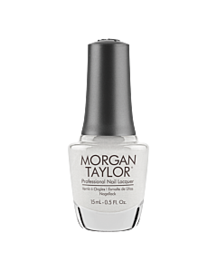 Morgan Taylor Polish I'm Drawing a Blanco 15mL