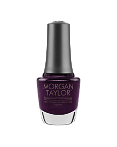 Morgan Taylor Nail Polish Plum-Thing Magical