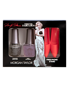 Morgan Taylor Vernis à Ongles Duo Diamonds are my BFF
