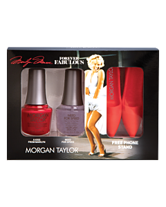 Morgan Taylor Vernis à Ongles Duo A Kiss from Marilyn