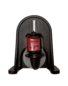 Deluxe electric nail lacquer shaker - black