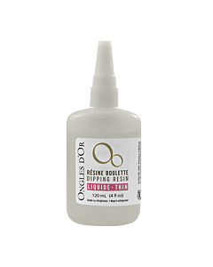 Ongles d'Or Dipping Resin - Thin 120 mL (1pc)