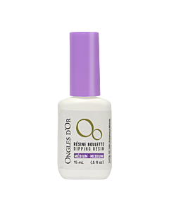 Ongles d'Or Dipping Resin - Medium 15 mL
