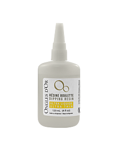 Ongles d'Or Dipping Resin - Ultra Thin 120 mL (1pc)