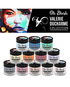 Oh Blush Powder - Valerie Ducharme Collection (12pcs)