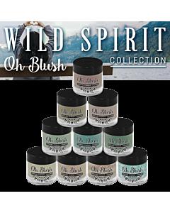 Oh Blush Poudre Collection Wild Spirit (10pcs)