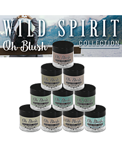 Oh Blush Powder - Wild Spirit Collection (10pcs)
