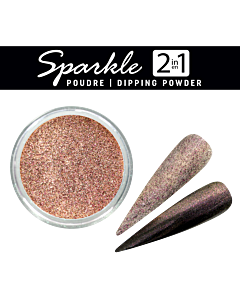 Oh Blush Sparkle 2 in 1 Powder - 1006 Opposite Illusion (0.5z)