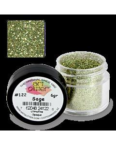 Paillette Art Glitter 122 Sage 1/4 oz