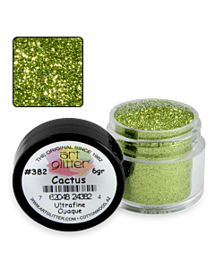 Art Glitter 382 Cactus 1/4 oz