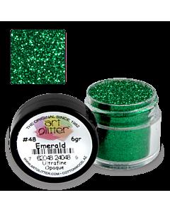 Paillette Art Glitter 48 Emerald 1/4 oz