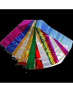 Nail Art Transfer Paper - various colors 50pcs