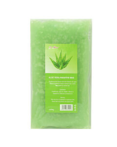 Paraffine aloes wax