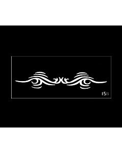 tattoo tribal pochoir