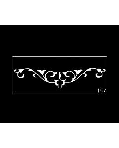 tribal coeur tattoo