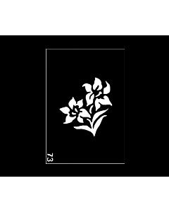 tattoo flowers stencil