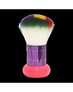 Short Dust Brush Multicolor Diamond