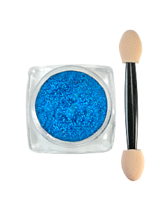 Poudre Effet Miroir Bleu