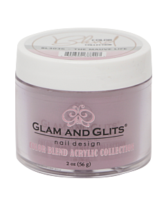 Glam and Glits Powder - Color Blend BL3036 The Mauve Life 2oz