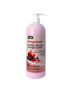 Pomegranate body lotion 32oz