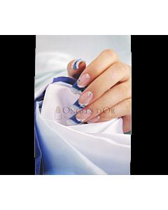 Poster Ongles nail art Fantaisie et Tissu