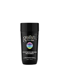 Gelish PolyGel Nail Enhancement Synthetic Brush Restorer - 120 ml