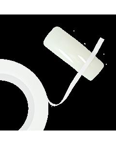 Ruban Décoratif Autoadhésif Blanc 2mm