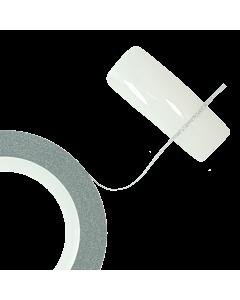 Ruban Décoratif Autoadhésif Glitter Argent 0.7mm