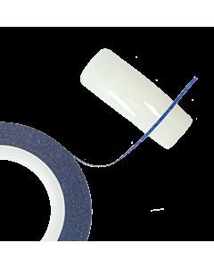 Ruban Décoratif Autoadhésif Glitter Bleu 0.7mm