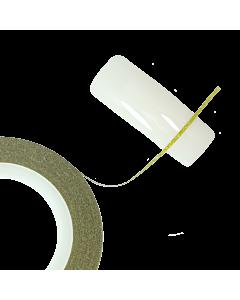 Ruban Décoratif Autoadhésif Glitter or 0.7mm