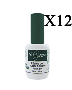 Resin Gel 0.5oz Elegance (12 units)