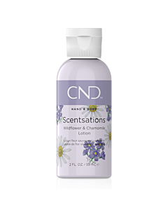 CND Scentsations Lotion - Wildflower and Chamomile - 2 oz