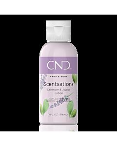 CND Scentsations Lotion - Lavender & Jojoba - 2oz