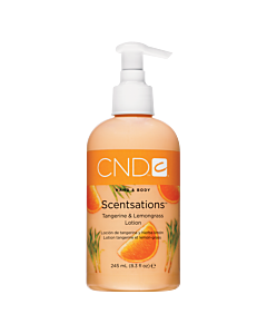 CND Scentsations Lotion - Tangerine and Lemongrass - 8.3 oz