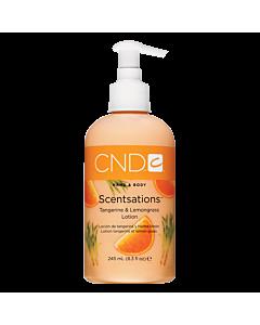 CND Scentsations Lotion Tangerine et Lemongrass 8.3 oz