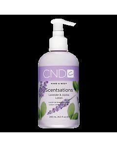 CND Scentsations Lotion Cerise Noire et Muscade 8.3 oz