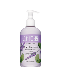 CND Scentsations Lotion - Black Cherry and Nutmeg - 8.3 oz