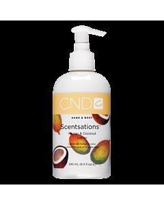 CND Scentsations Lotion Mangue et Noix de Coco 8.3oz