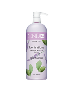 CND Scentsations Lotion - Lavender and Jojoba - 31 oz