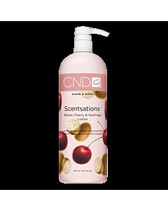 CND Scentsations Lotion Cerise Noire et Muscade 31 oz