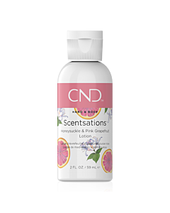 CND Scentsations Lotion - Honeysuckle & Pink Grapefruit - 2o