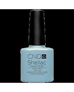 shellac blue azure