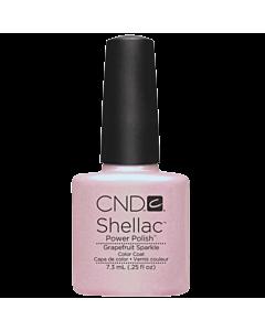 Shellac pink Grapefruit Sparkle