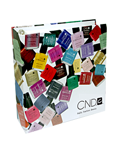 CND Shellac Cartable Charte de