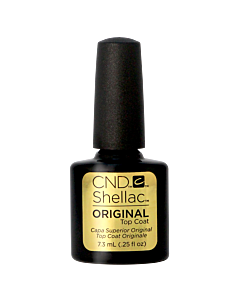 Shellac Vernis UV Top Coat 7.3 ml
